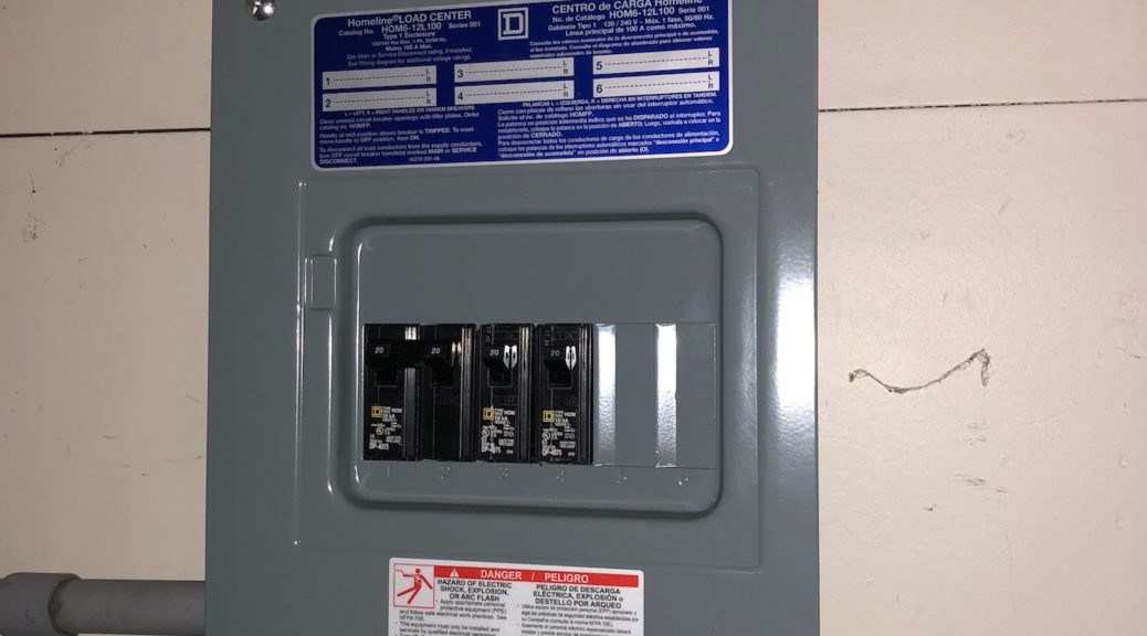 Electrical Upgrade - Mike Flaminio Project Blog