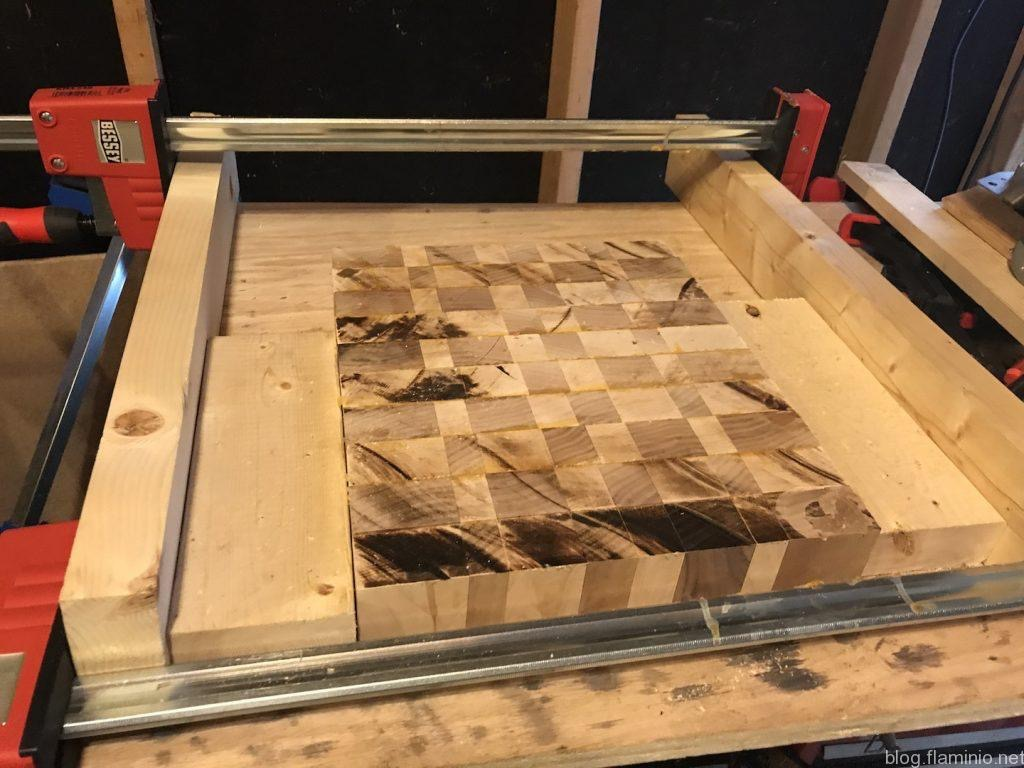 Router Planer Jointer Jig Before