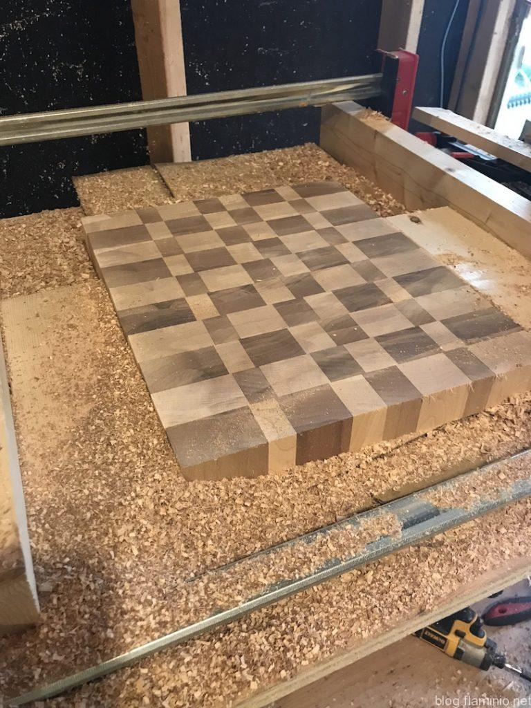 Router Planer Jointer Jig After