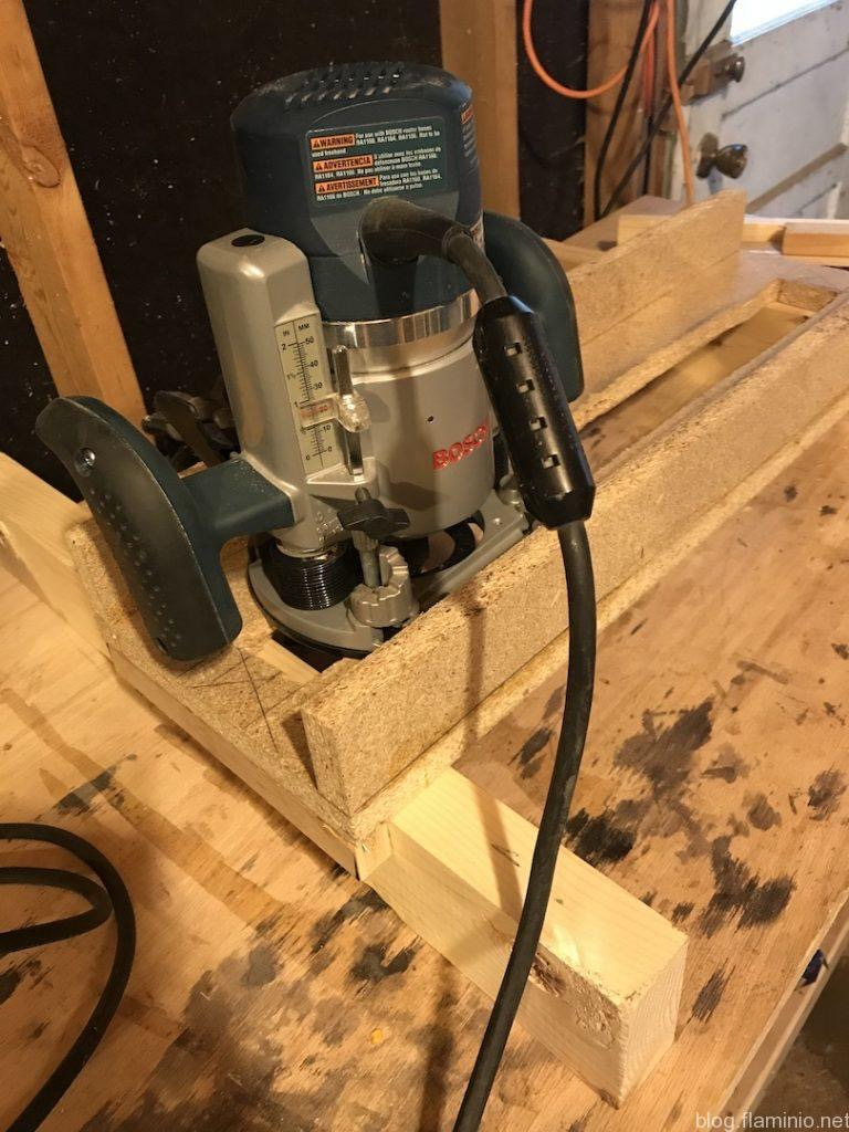 Router Planer Jointer Jig