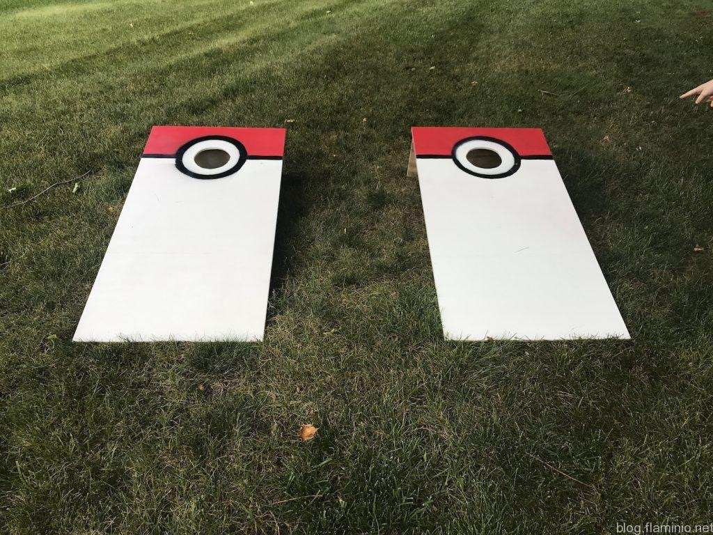 Pokemon Boards